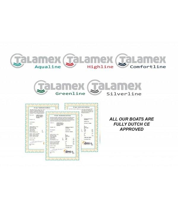 Talamex Rubberboot GLS 160 Greenline