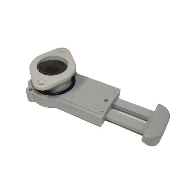 Lensschuif voor rubberboot t/m 350 cm (36mm)