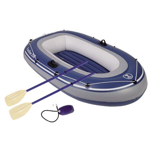 Opblaasboot FUNLINE 200 set