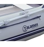Talamex Rubberboot TLX 300 met Aluminium vloer