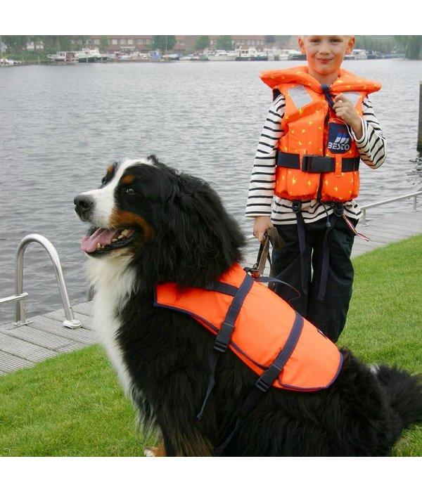 Besto Hondenzwemvest Oranje