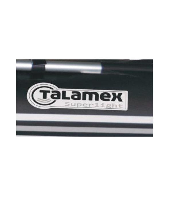 Talamex Superlight BLACK SLA 230 airdeck rubberboot
