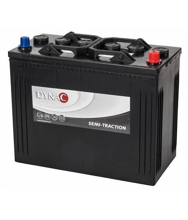 Dynac Semi tractie 12 volt 125 ah Type 96002 accu