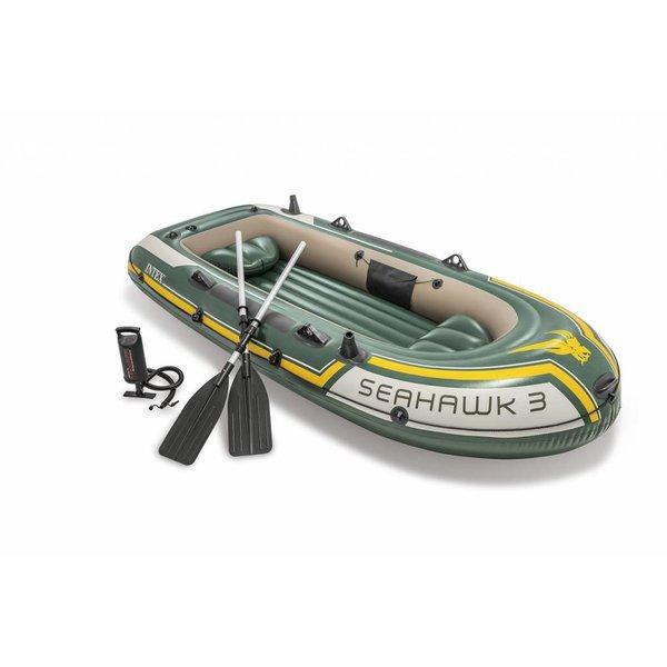 Opblaasboot Seahawk 3 Set driepersoons