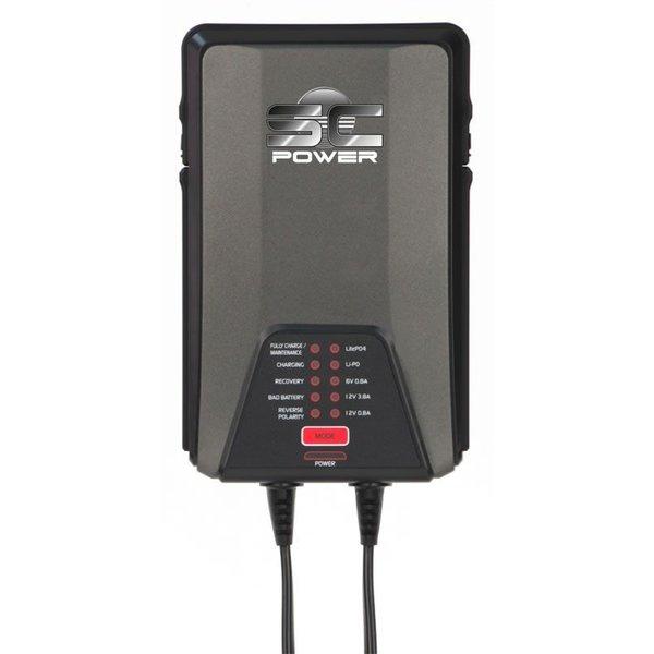 Acculader 3,8 A SC38 Power premium