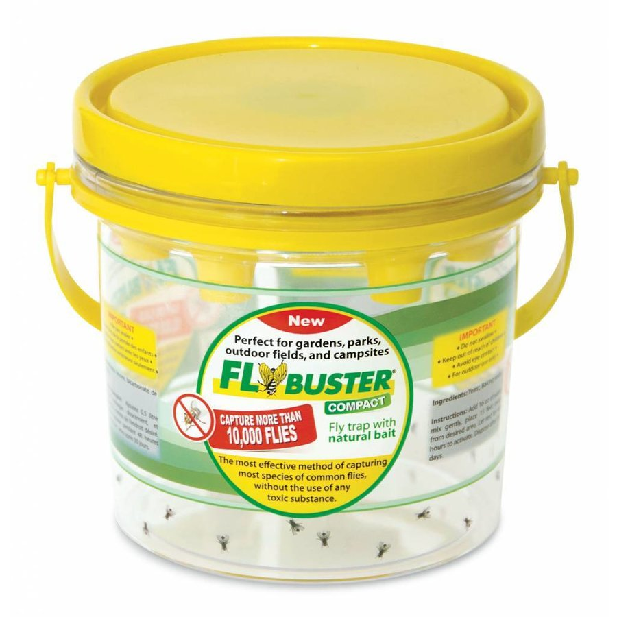 FlyBuster Garden Fliegenfänger - 1 Liter-2