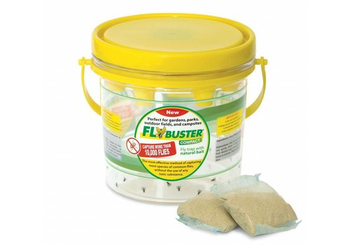 FlyBuster Garden Fliegenfänger - 1 Liter