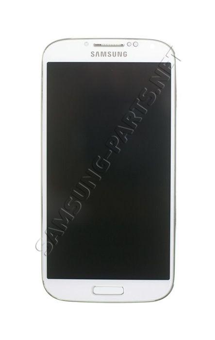 Samsung Galaxy S4 GT-I9505 LCD Screen White