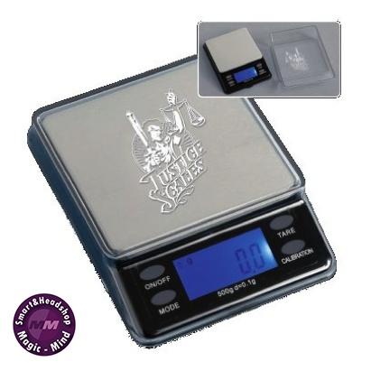 Justice Scales MT-500 500gr x 0,1gr