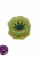 Grinder Plastic Leaf (Ø53mm, 2 parts)
