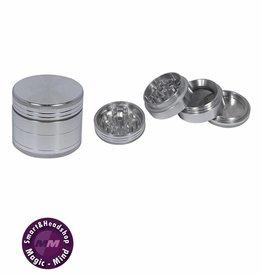 Grinder Aluminium Anodised (Ø38mm, 4 parts)