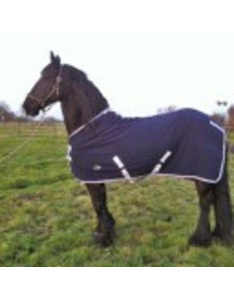 LuBa Paardendekens® Zweetdeken Luxe Fleece - Fries