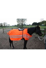 LuBa Paardendekens® Veiligheids rijdeken reflecterend
