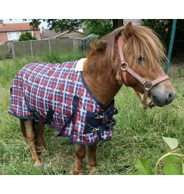 LuBa Paardendekens, Mini horse® Luba014 minideken allweather® rain 0gram