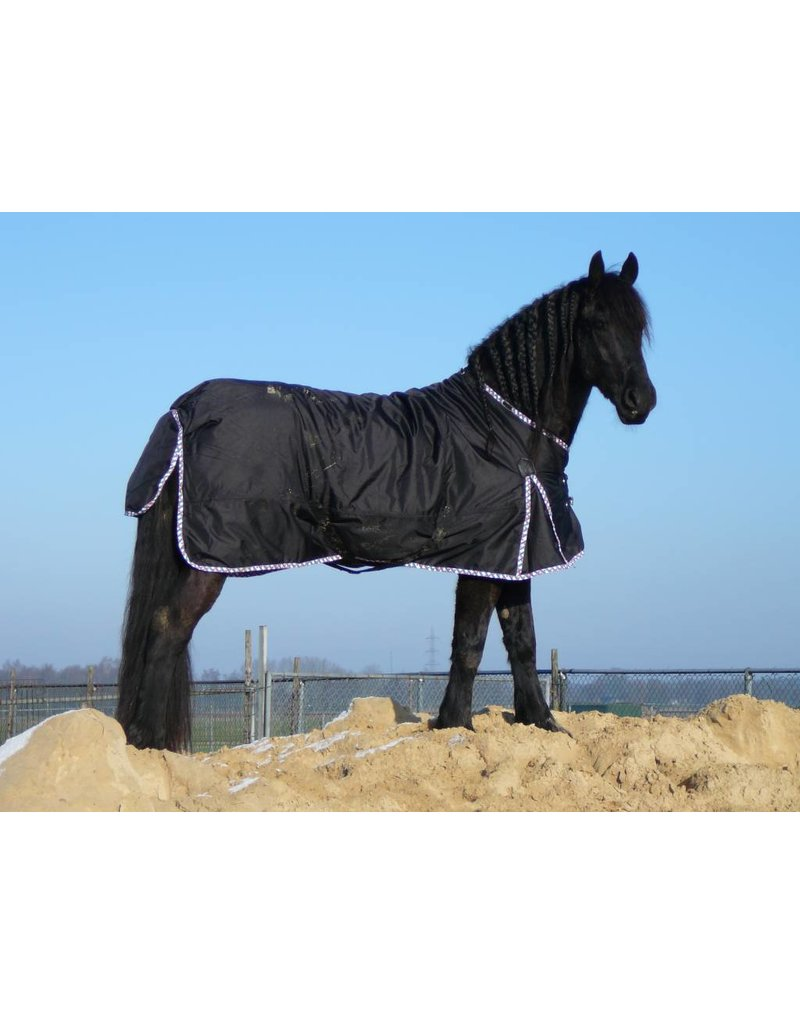 LuBa Paardendekens, Extreme® Winterdeken Turnout 1680D Fries