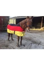 LuBa Paardendekens® Polar Fleece deken - Duitse vlag