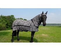 Luba Vliegendeken ''Zebra'' met hals