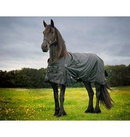 LuBa Paardendekens, Extreme® FRISIAN-EXTREME Turnout 1680D® 0gr Rain blanket