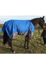 LuBa Paardendekens® Regendeken 1200D Pony - Blauw