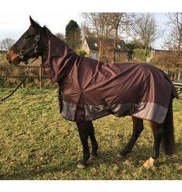 LuBa Paardendekens® Regendeken 1200D COMBO/Vaste hals