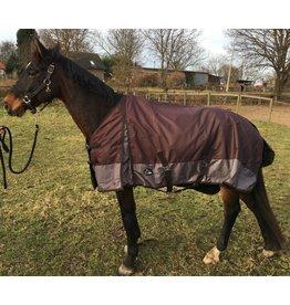 LuBa Paardendekens® Regendeken 1200D - Bruin