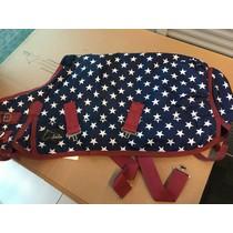 LuBa Paardendekens, Exclusive® Winterdeken Superstar -  Mini/Pony-deken