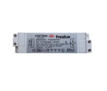 Freelux YXET60A halogen transformer 20-60 Watt