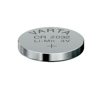 Varta Knoopcel lithium batterij CR2032