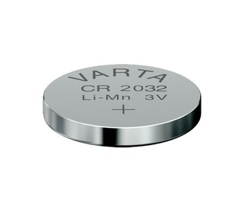 Varta Lithium button cell battery CR2032