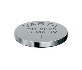 Varta Knoopcel lithium batterij CR2025