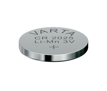 Varta Lithium button cell battery CR2025