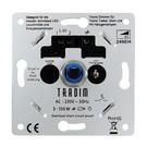 Tradim Tradim 2490H LED dimmer 5-150 Wattwith 8 dimming profiles