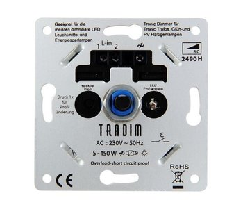 Tradim Tradim 2490H LED dimmer 5-150 Watt adjustable