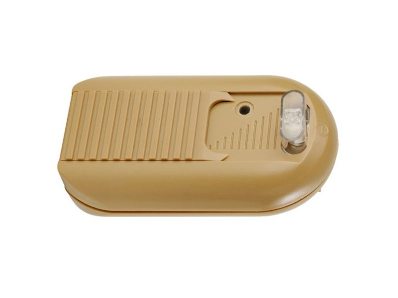 Tradim 31030-1 vloerdimmer met schakelaar 40-500 Watt transparant