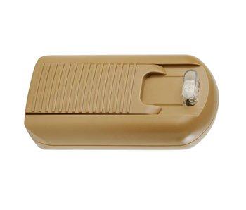 Tradim 31074 vloerdimmer 12 Volt 50-150 Watt brons/goud