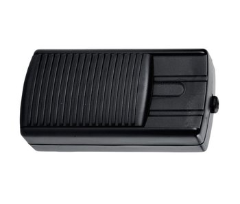 Kaoyi KFT-6022 vloerdimmer 12 Volt 20-60 Watt zwart