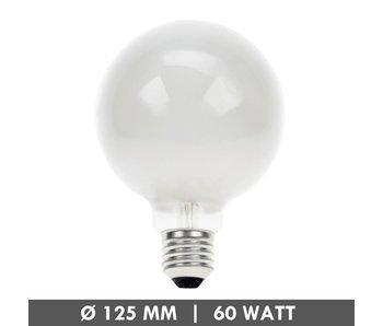 Globelamp 60 Watt opaal 125mm E27