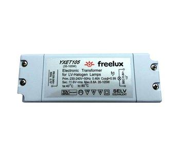 Freelux YXET105 transformateur d'halogène 35-105 watts