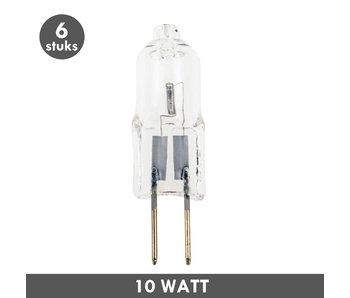ET48 G4 steeklampje 12 Volt 10 Watt