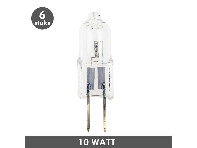 ET48 Halogeen G4 steeklampje 12 Volt 10 Watt
