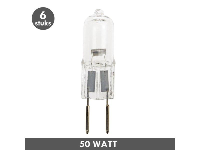 ET48 G6.35 Ampoule halogène 12 Volt 50 Watt