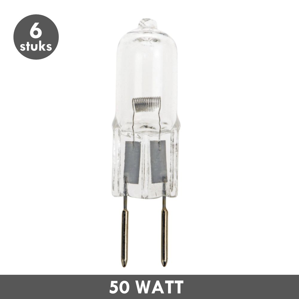 Et48 Halogeen G6 35 Steeklampje 12 Volt 50 Watt Et48 Com