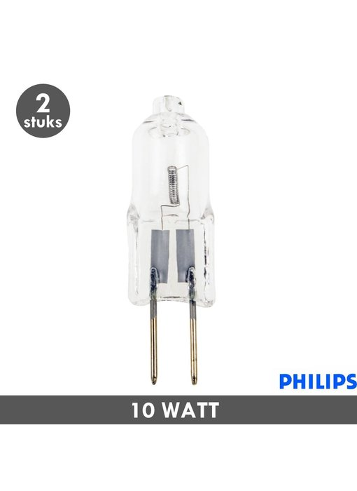 Philips G4 bulb 12 Volt 10 Watt
