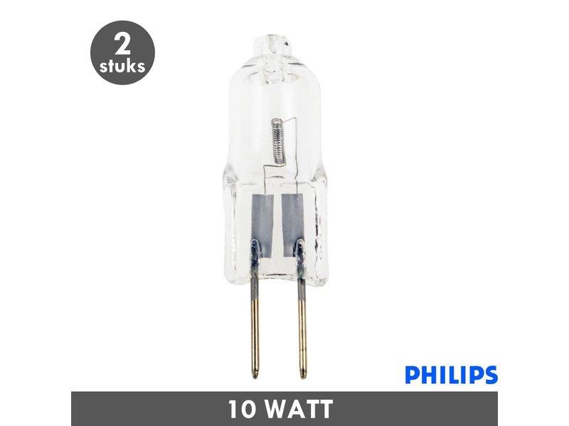 Philips G4 Halogen bulb 12 Volt 10 Watt