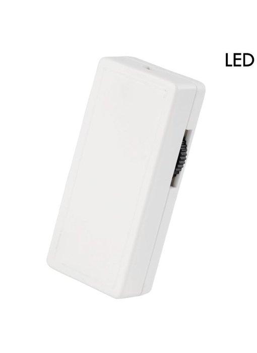 Tradim 62101 LED cord dimmer 1-40 Watt white