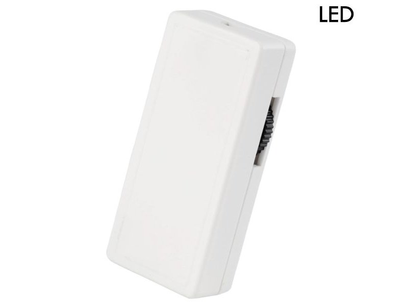 Tradim 62201 LED snoerdimmer 1-40 Watt wit