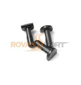 Rovan Bevestigingspinnetjes voor bandstoftankje / Fuel tank fixer (3pc)