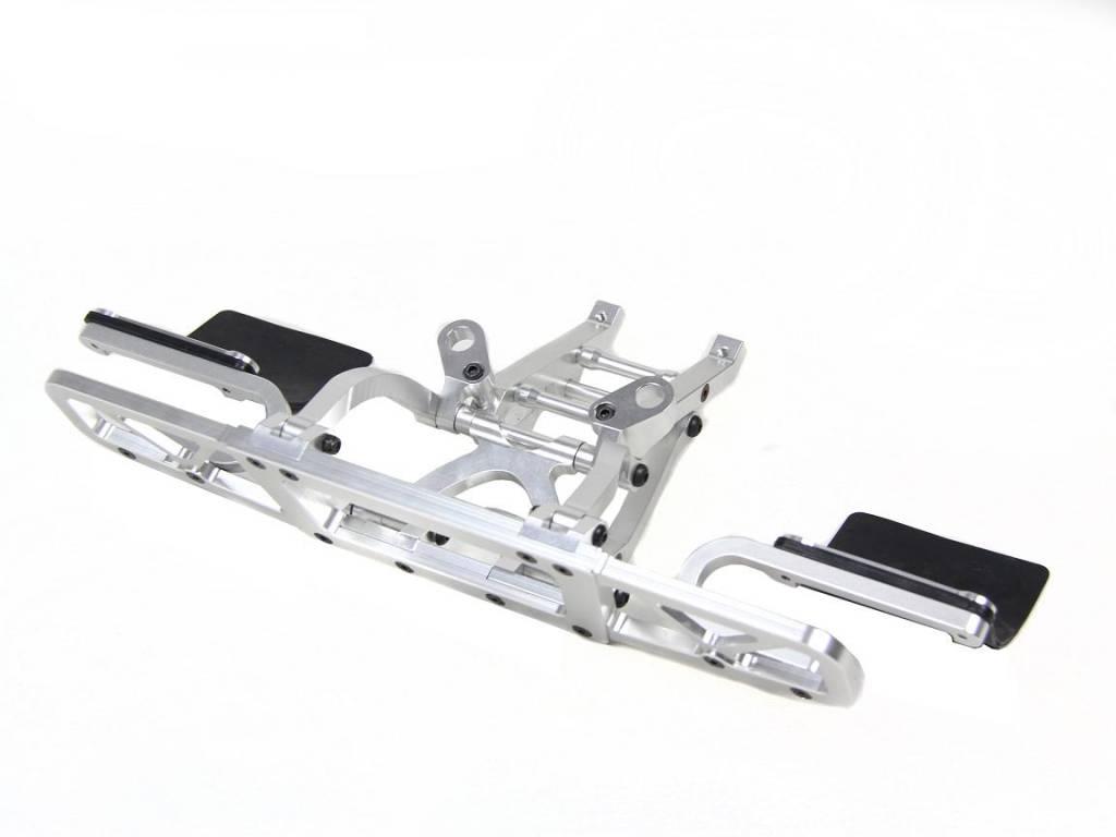 Metal Bumper Kit : Rovan t sc metal rear bumper kits rovansports