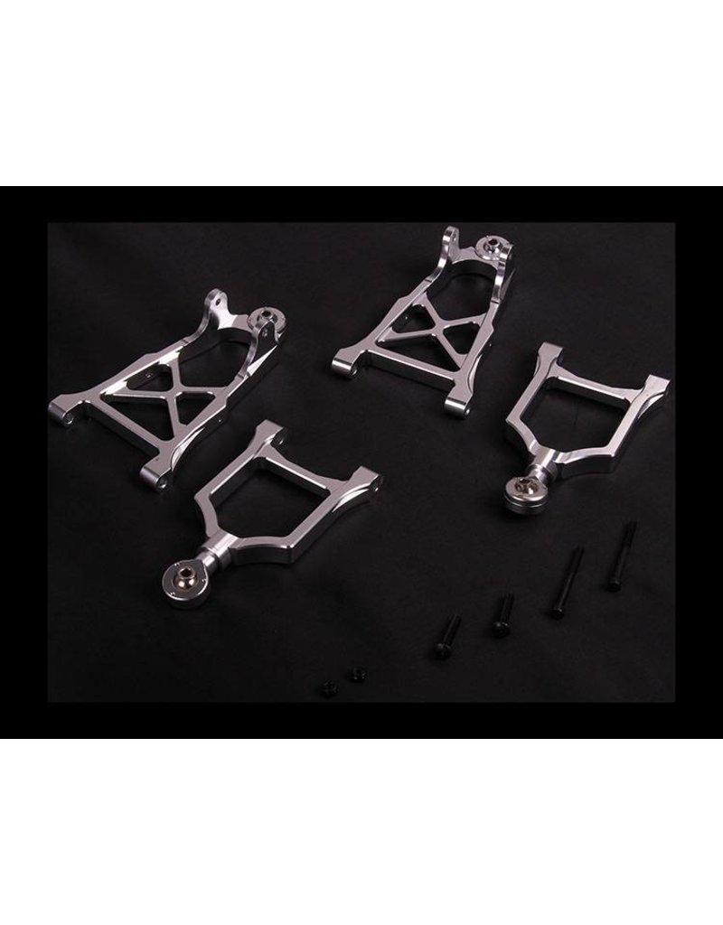 Rovan Front suspension arm kit alu (complete)