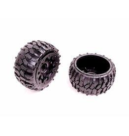 Rovan Gravel tire complete rear (5B)